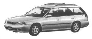 Subaru Legacy Touring Wagon TS 1995 г.