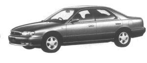 Nissan Bluebird 2000 Super Touring 1995 г.