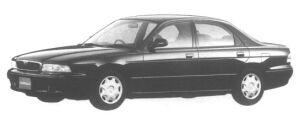 Mazda Capella Li 1995 г.