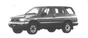 Nissan Terrano 2700 InterCooler Turbo Diesel Urban 1995 г.