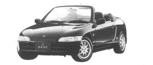 Honda Beat Version Z 1995 г.