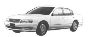 Nissan Cefiro 20 Eximo 1995 г.
