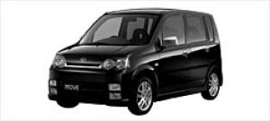 Daihatsu Move CUSTOM RS Limited 2WD 2002 г.