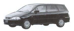 Honda Odyssey M 2002 г.