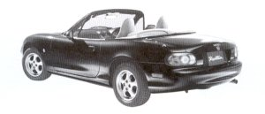 Mazda Roadster 1800 VS Combination B 2002 г.