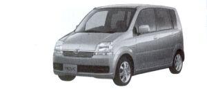 Daihatsu Move R 2WD 2002 г.