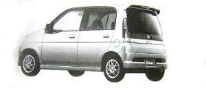 Honda Life DUNK TR 2002 г.