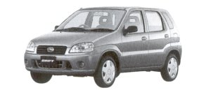 Suzuki Swift SE-Z 2002 г.