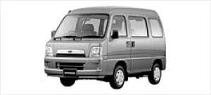 Subaru Sambar DIAS 2002 г.
