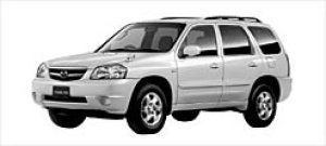 Mazda Tribute LX G-Package 4WD 2000 DOHC 2002 г.