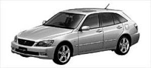 Toyota Altezza gita AS 300 2002 г.