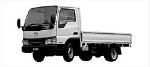 Mazda Titan DASH 4WD Wide&Low Long Body 2.5Diesel DX 2002 г.