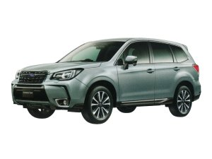 Subaru Forester 2.0XT EyeSight 2017 г.