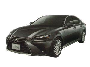 Lexus GS200T version L 2017 г.