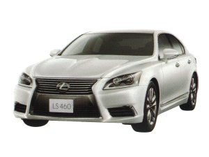 Lexus LS460 version L 2017 г.