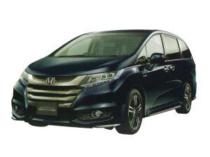 Honda Odyssey Hybrid ABSOLUTE Honda SENSING EX Package 2017 г.