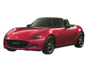 Mazda Roadster S Leather Package 2017 г.
