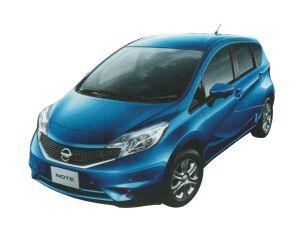 Nissan Note X DIG-S V Selection+Safety II 2017 г.