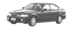 Honda Rafaga 2.5S 1994 г.