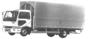 Nissan Diesel Condor WING VAN 1994 г.