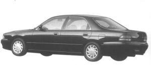 Mazda Ford Telstar - II 18i-X 1994 г.