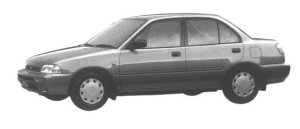 Daihatsu Charade SOCIAL SE 4WD 1994 г.