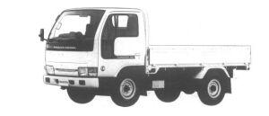 Nissan Diesel Condor 20 STANDARD, HIGH FLOOR 1994 г.