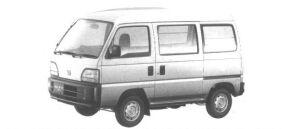 Honda Acty VAN PRO-T 1994 г.