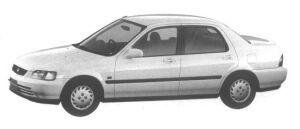 Honda Domani Ri 1994 г.