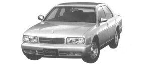 Nissan Cedric V30 AV-II 1994 г.
