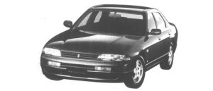Nissan Skyline 4 DOORS SEDAN GTS TYPE G LIMITED 1994 г.