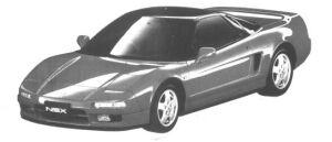 Honda NSX  1994 г.