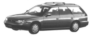 Subaru Legacy TOURING WAGON BRIGHTON 1994 г.