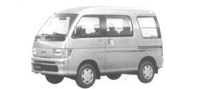 Daihatsu Atrai LIBERNO HIGH ROOF 1994 г.