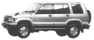 Honda Horizon 3.2L V6 DOHC 1994 г.