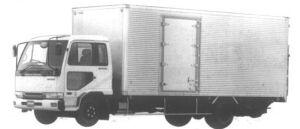 Nissan Diesel Condor DRY VAN 1994 г.