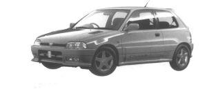 Daihatsu Charade DE-TOMASO 1994 г.