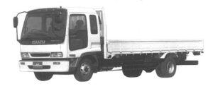 Isuzu Forward 195PS 5.5T 1994 г.