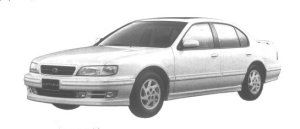 Nissan Cefiro 30 S TOURING 1994 г.