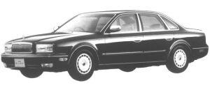 Nissan President JS TYPE G 1994 г.