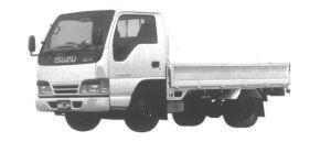 Isuzu Elf 1.5T 4WD FLAT LOW 1994 г.