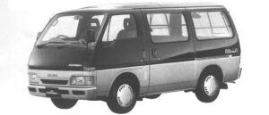 Isuzu Fargo VAN LS 2WD 1994 г.