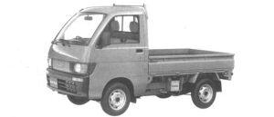 Daihatsu Hijet SUPER DELUXE-E 2WD 1994 г.