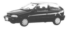 Suzuki Cultus 1300 ELLESE 1994 г.