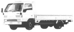 Mazda Titan 2T WIDE CABIN, LONG BODY, WIDE&LOW 4.6L 1994 г.