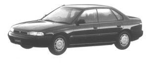 Subaru Legacy 4WD TOURING SPORT LX 1994 г.