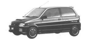 Daihatsu Mira TR-XX AVANZATO 1994 г.