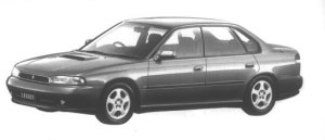 Subaru Legacy 4WD TOURING SPORT GT 1994 г.