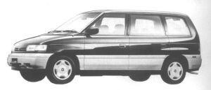 Mazda Efini MPV TYPE-B 1994 г.