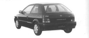 Toyota Corolla II WINDY 1994 г.